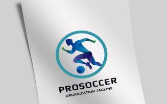 Pro Soccer Logo Template