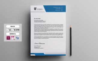 Jhone Letterhead - Corporate Identity Template