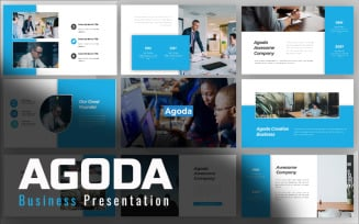Agoda Business Google Slides