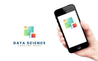 Data Science Logo Template