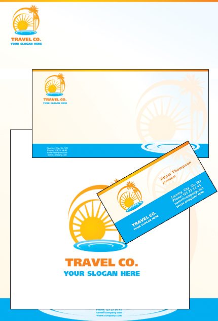 Corporate Identity 16496 Screenshot