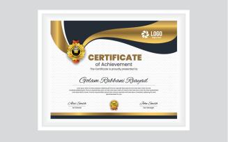 Print Certificate