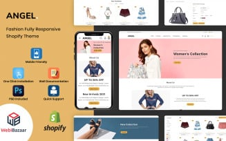Angel Fashion Shopify Theme