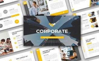 Corporate – Business Presentation Google Slides Template