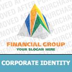 Corporate Identity Template 16554