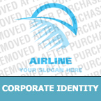 Travel Corporate Identity Template 16558
