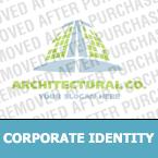 Architecture Corporate Identity Template 16559