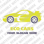 Cars Logo  Template 16573