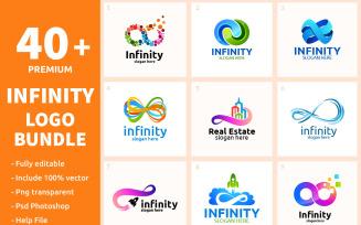 40+ Infinity Logo Bundle