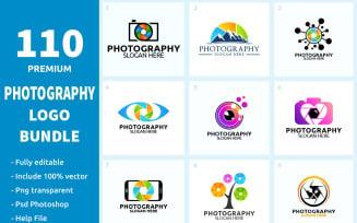 110 Photography Logo Bundle