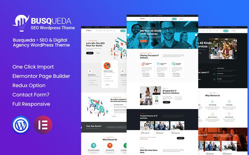 Busqueda - SEO & Digital Agency