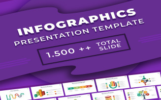 Infographics - Powerpoint Presentation Template