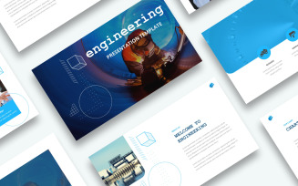 Free Engineering Powerpoint template
