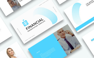 Free Financial PowerPoint Template