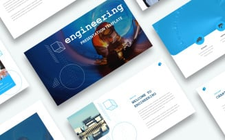 Free Engineering Powerpoint template