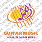 Music Logo  Template 16685