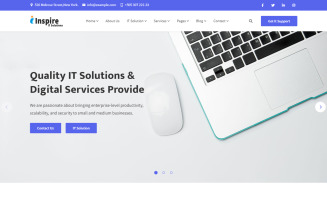 Inspire - IT Solution For Your Business