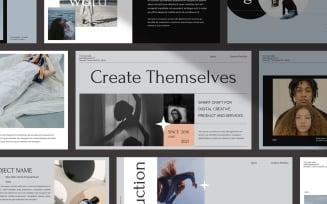 AGNIA Creative Portfolio