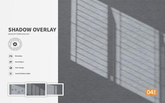 Shadow Overlay vol.03 - Mockup