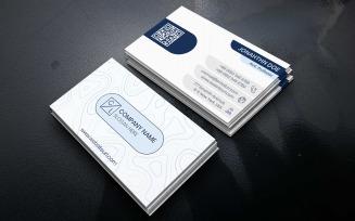 Corporate Business Card Corporate Identity Template