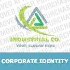 Corporate Identity Template 16791