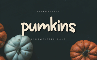 Pumkins Font