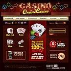 Kit graphique casino 16846