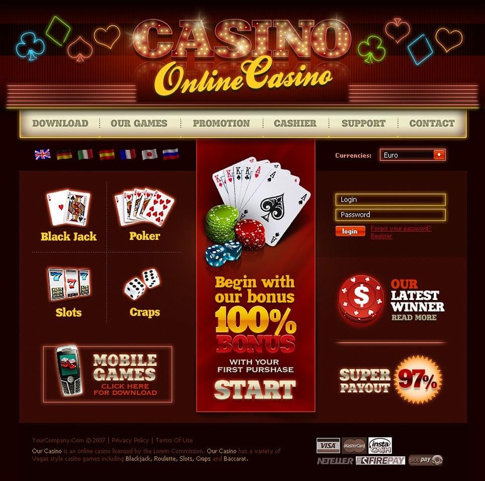 Templates casino casino hard hotel rock seminole tampa