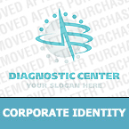 Medical Corporate Identity Template 16851