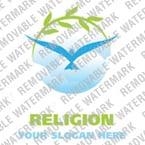 Religious Logo  Template 16936