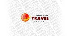 Travel Agency Logo Template vlogo