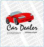 Cars Logo  Template 1716