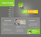 SWiSH Animated: Business Swish Animated St. Patrick Green Templates