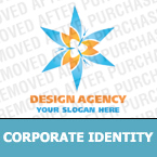 Web design Corporate Identity Template 17084