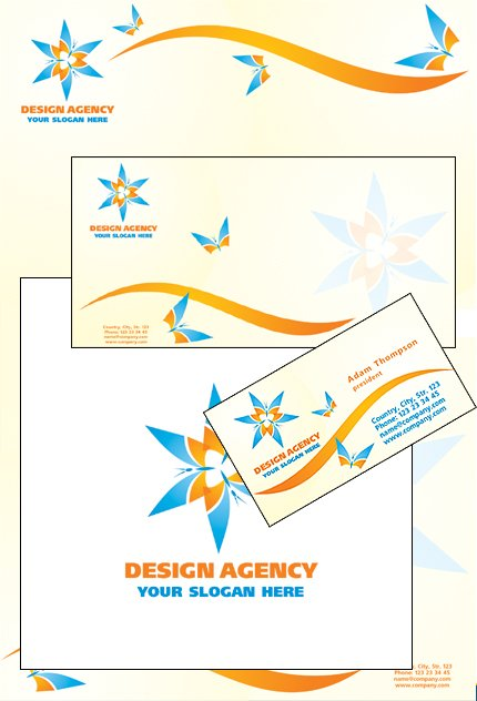 Corporate Identity 17084 Screenshot