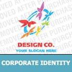 Web design Corporate Identity Template 17087