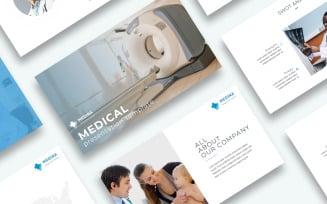 Free Medical Presentation - Keynote template