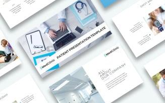 Free Patient Presentation - Keynote template