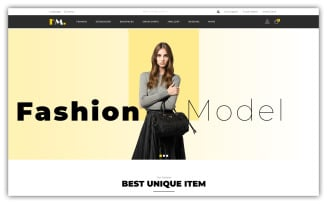 FModel - Fashion Store OpenCart Template