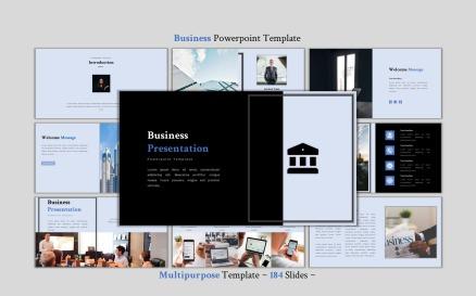 Business - Modern Multipurpose PowerPoint Template