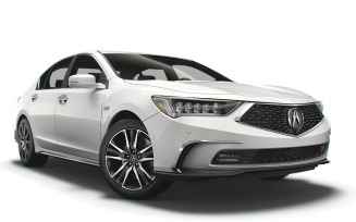 Acura RLX SH AWD 2021