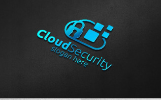 Digital Cloud Key Security Logo