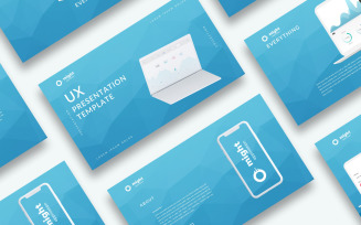 Free UX Presentation PowerPoint Template