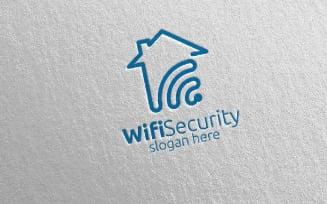 Home Wifi Security Logo