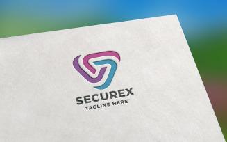 Securex Letter S Logo
