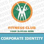 Sport Corporate Identity Template 17204