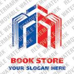 Books Logo  Template 17214