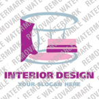 Furniture Logo  Template 17217