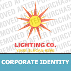 Corporate Identity Template 17288