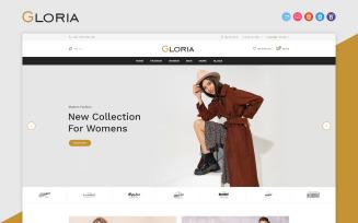 Gloria OpenCart Template